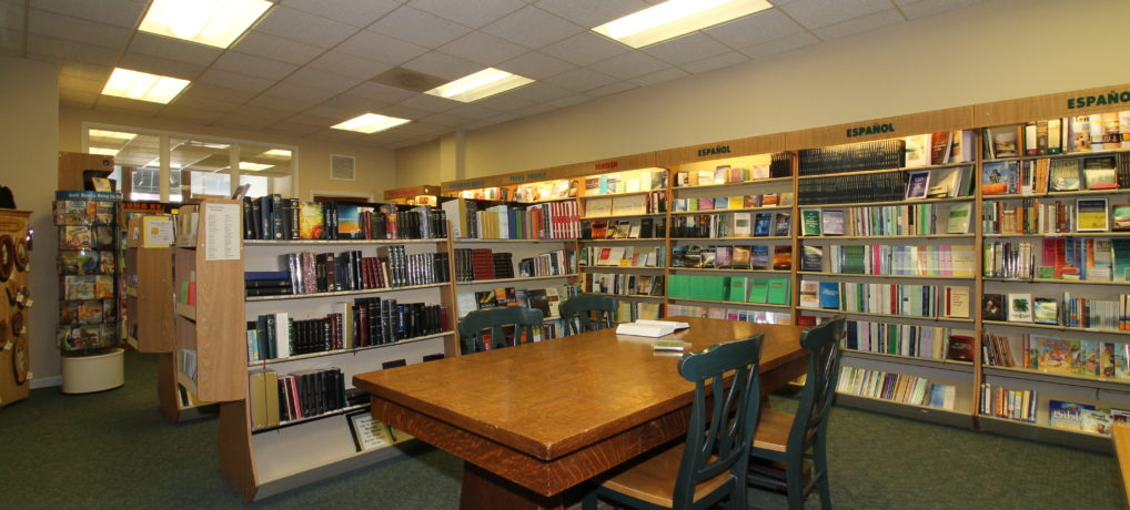 Reading Areas in the Store